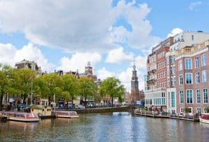 Sightseeing Places in Amsterdam