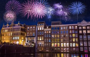 New Year's Eve in Amsterdam